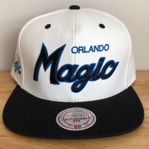 Mitchell   Ness NBA Orlando Magic Hat c24d7b6cf583